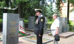 Митинг памяти и скорби в г. Можайске (22.06.2016)