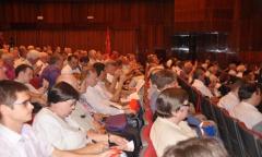 Состоялся второй этап 46-ой отчетно-выборной Конференции Московского областного отделения КПРФ (02.07.2016)