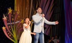 Благотворительный фестиваль «Звездный сад» (01.06.2015)