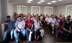 Состоялся третий этап 46-ой отчетной Конференции МК КПРФ (27.06.2016)
