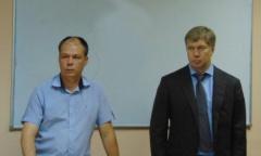 Алексей Русских встретился с сотрудниками МУП «Истринское ЖЭУ» (28.07.2016)