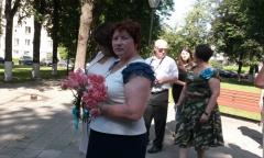 Митинг в Подольске (02.08.2016)