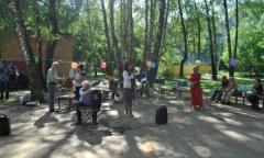 В Подольске отметили День соседей (09.08.2016)