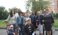 Подольские кандидаты-коммунисты идут в народ (17.08.2016)