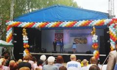 Дмитрий Кононенко встретился с жителями поселка Запрудня (20.08.2016)