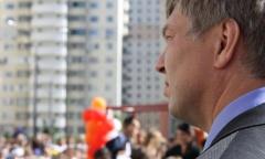 Алексей Русских поздравил школьников Красногорского района (01.09.2016)