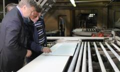 Алексей Русских посетил подмосковные производственные предприятия (01.09.2016)