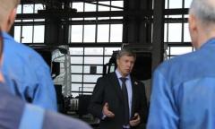 Алексей Русских встретился с жителями Солнечногорского района (03.09.2016)