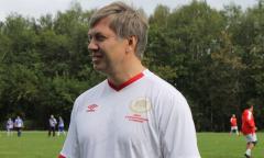 Подмосковные футболисты съехались на турнир в Солнечногорск (04.09.2016)