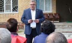 Встречи Александра Наумова с избирателями в Кашире (07.09.2016)