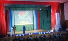Дмитрий Кононенко поздравил жителей г.п. Некрасовский с днем поселка (03.09.2016)