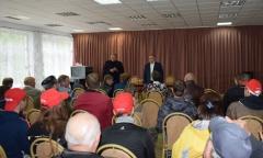 Встреча Александра Наумова с жителями Оболенска (11.09.2016)
