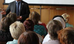 Алексей Русских встретился с жителями Тимоново (13.09.2016)