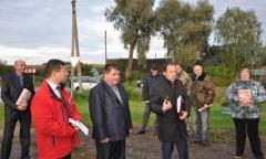 КПРФ - против строительства мегасвинарника в Зарайском районе! (14.09.2016)