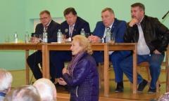 Рабочий визит Владимира Кашина в Ступино (15.09.2016)