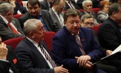 XII совместный Пленум ЦК и ЦКРК КПРФ (22.10.2016)