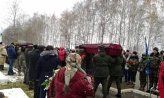 Подольские коммунисты-поисковики приняли участие в закрытии Вахты памяти 2016 (29.10.2016)