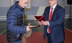 Александр Наумов поздравил автотранспортников в Ступино (28.10.2016)