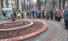 Митинг в Видном (29.10.2016)