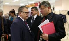 Состоялся Пленум МК КПРФ (31.10.2015)
