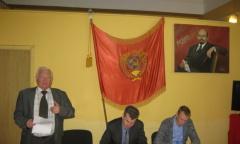 Пленум Люберецкого райкома КПРФ (26.11.2016)