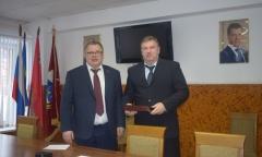 Александр Наумов принял участие в круглом столе по противодействию коррупции в Ступино (09.12.2016)