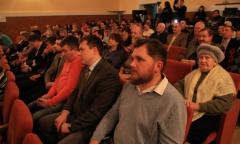 Главой городского поселения Волоколамск избран коммунист Петр Лазарев (09.12.2016)