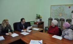 Виталий Федоров провел прием населения в Талдоме (25.02.2016)