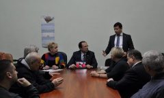 Собрание Талдомского районного отделения КПРФ (29.10.2015)