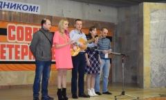 25-летие Совета ветеранов Серпуховского завода «Металлист» (03.03.2017)