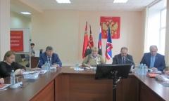 Состоялась 48-ая отчётная конференция Королёвского ГК КПРФ (18.03.2017)