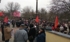 Ногинск протестует! (02.04.2017)