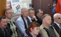 Коммунисты Можайска обсудили пути дальнейшей работы по усилению влияния КПРФ (08.04.2017)