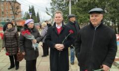 В Солнечногорске состоялся митинг (22.04.2017)