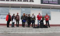 Подольские коммунисты провели памятный митинг ко Дню Победы (07.05.2017)