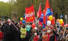 День Победы отметили в Долгопрудном (09.05.2017)