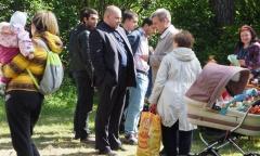 Рабочая суббота люберецкого депутата-коммуниста (03.06.2017)