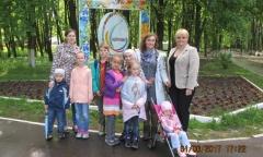 День защиты детей в Щелково (01.06.2017)