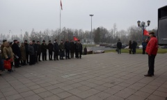 Митинг в Дзержинском (07.11.2015)
