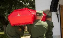 Поисковые отряды «Прорыв» и «Феникс» подняли останки 8 человек (01.07.2017)