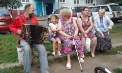 Красные в городах Московской области (07.09.2017)