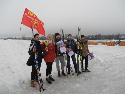 «Комсомольская лыжня – 2015» (28.02.2015)