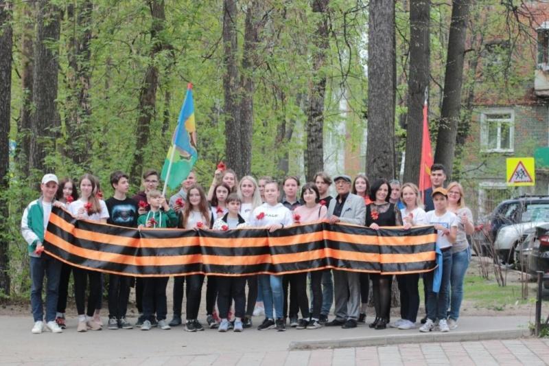 Весна у пушкинцев – насыщенная полезными делами (15.05.2019)