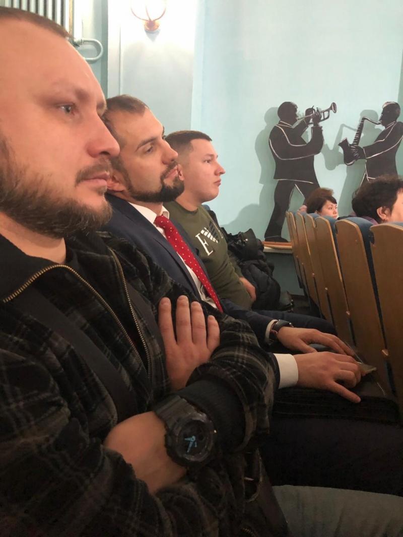 Молодые коммунисты Балашихи борются за сохранение городского лесопарка! (27.11.2019)