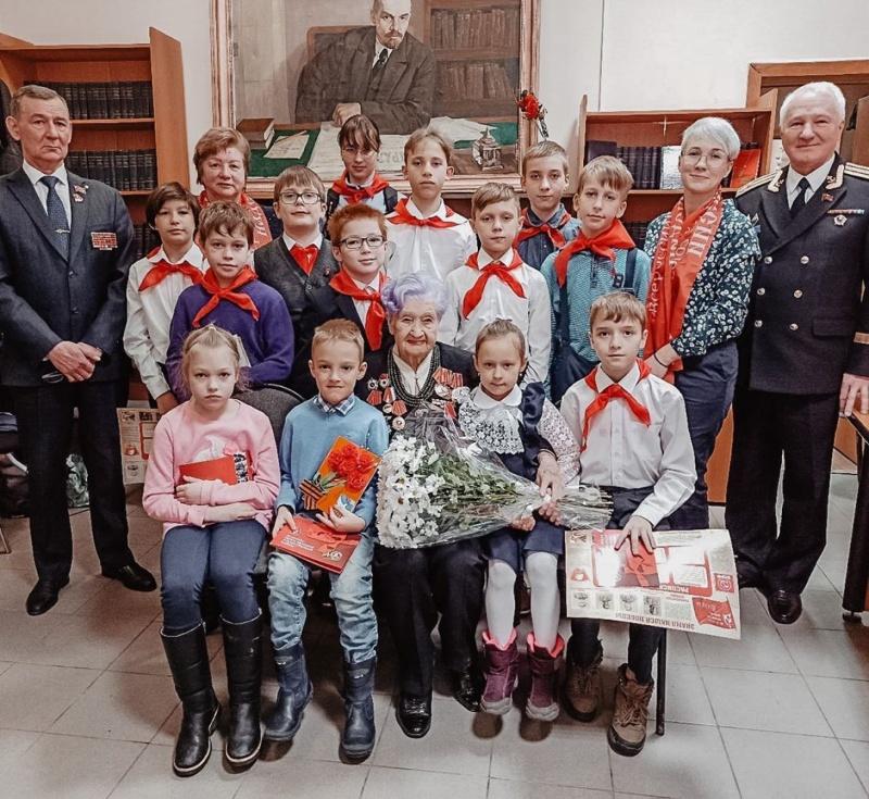 77–я годовщина Победы советского народа над фашизмом под Сталинградом (02.02.2020)