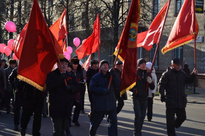 Советские офицеры за права и свободы простых людей (10.08.2015)