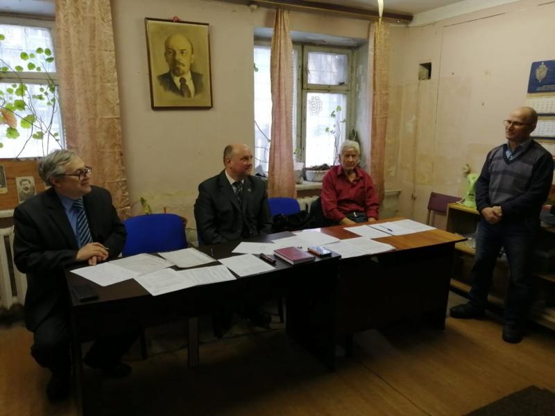План работы Ногинских коммунистов на 2021 год утверждён (31.01.2021)