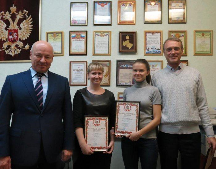 Автотранспортное предприятие Серпухова отметило 10-летие (10.11.2015)