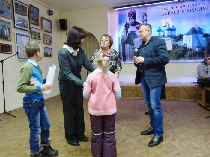 Александр Голуб: «Молодежь и творчество – понятия неразделимые» (14.11.2015)