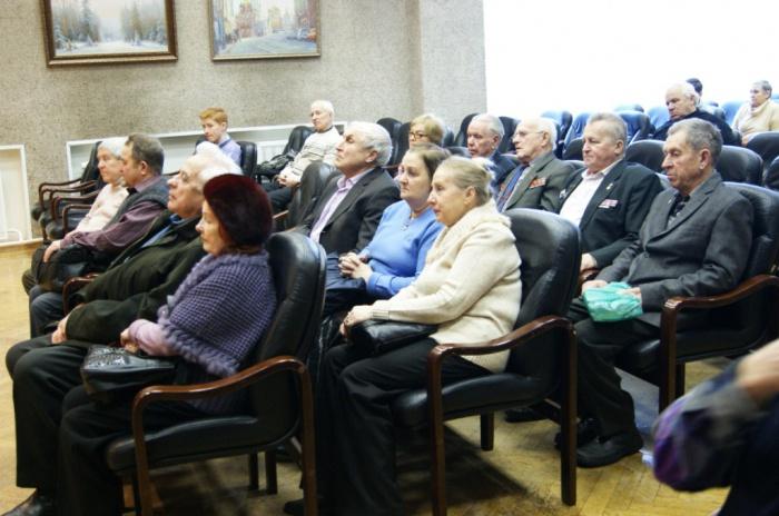Наталья Еремейцева встретилась с жителями Черноголовки (16.01.2016)